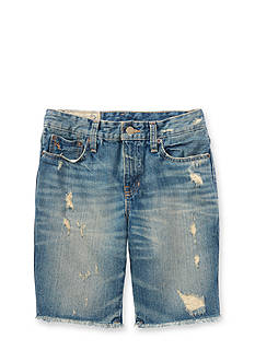 Ralph Lauren Childrenswear Denim Short Boys 8-20
