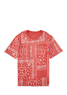 Ralph Lauren Childrenswear Bandana Tee Boys 8-20