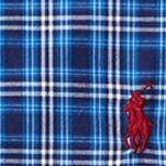 Ralph Lauren Boys: Blue Ralph Lauren Childrenswear Plaid Shirt Boys 8-20