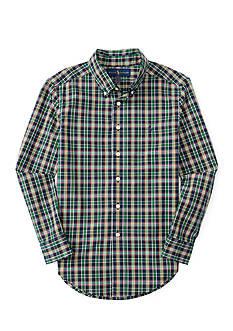 Ralph Lauren Childrenswear Plaid Shirt Boys 8-20