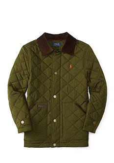 Ralph Lauren Childrenswear Diamond-Quilted Jacket Boys 8-20