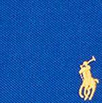 Boys Button Down Shirts: Blue Streak Polo Ralph Lauren Short Sleeve Polo Boys 8-20