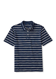 Ralph Lauren Childrenswear Striped Polo Shirt Boys 8-20
