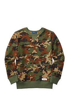 Ralph Lauren Childrenswear Print Fleece Boys 8-20