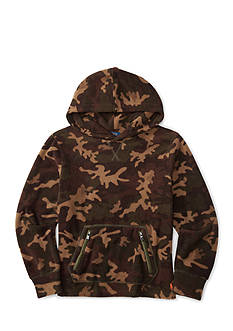 Ralph Lauren Childrenswear Polar Hoodie Boys 8-20