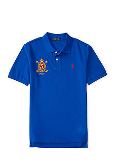 Ralph Lauren Childrenswear Embroidered Polo Shirt Boys 8-20