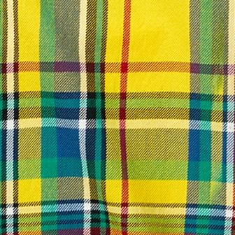 Baby & Kids: Button Front Sale: Yellow/Royal Multi Ralph Lauren Childrenswear Plaid Twill Matlock Shirt Boys 8-20