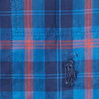 Baby & Kids: Ralph Lauren Childrenswear All Dressed Up: Royal/Navy/Multi Ralph Lauren Childrenswear Cotton Poplin Pocket Shirt Boys 8-20