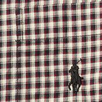 Baby & Kids: Ralph Lauren Childrenswear All Dressed Up: Black/White Multi Ralph Lauren Childrenswear Cotton Poplin Pocket Shirt Boys 8-20