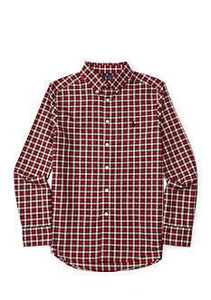 Ralph Lauren Childrenswear Cotton Twill Shirt Boys 8-20