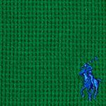 Baby & Kids: Tees Sale: Parrot Green Ralph Lauren Childrenswear Waffle-Knit Cotton-Blend Tee Boys 8-20