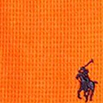 Baby & Kids: Tees Sale: Neon Orange Ralph Lauren Childrenswear Waffle-Knit Cotton-Blend Tee Boys 8-20