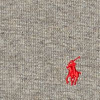 Ralph Lauren Boys: Battalion Heather Ralph Lauren Childrenswear Cotton-Blend Hoodie Boys 8-20