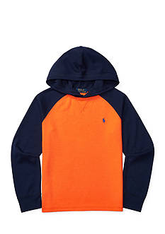 Ralph Lauren Childrenswear Cotton-Blend Hoodie Boys 8-20