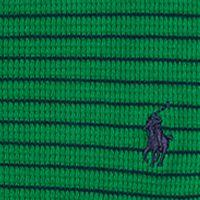 Ralph Lauren Boys: Parrot Green Multi Ralph Lauren Childrenswear Waffle-Knit Cotton Henley Boys 8-20