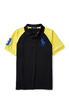 Ralph Lauren Childrenswear Tech Mesh Polo Shirt Boys 8-20
