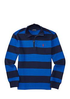Ralph Lauren Childrenswear French Rib Striped Pullover Boys 8-20