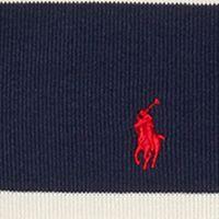 Boys Sweaters: Herbal Milk Multi Ralph Lauren Childrenswear French Rib Striped Pullover Boys 8-20