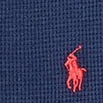 Boys 8-20 Clothing: French Navy Ralph Lauren Childrenswear Long Sleeve Waffle Knit Top Boys 8-20