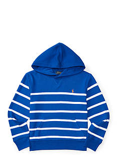Polo Ralph Lauren Striped Cotton Terry Hoodie Boys 8-20