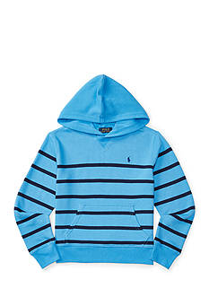 Ralph Lauren Childrenswear Striped French Terry Hoodie Boys 8-20
