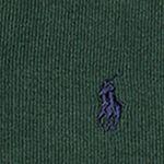 Boys Sweaters: Forest Green Ralph Lauren Childrenswear French Rib Half-Zip Pullover Boys 8-20