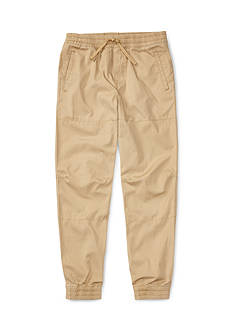 Ralph Lauren Childrenswear Canvas Joggers Boys 8-20
