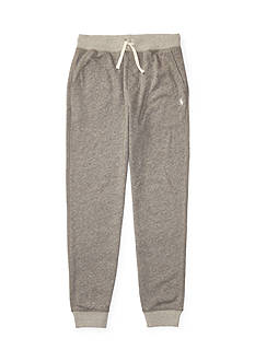 Ralph Lauren Childrenswear Cotton Atlantic Terry Jogger Boys 8-20