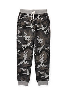 Ralph Lauren Childrenswear Atlantic Terry Jogger Boys 8-20
