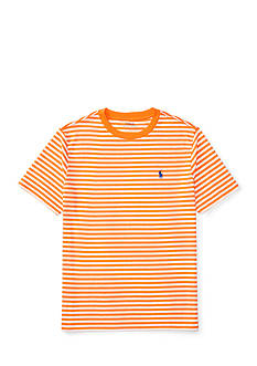 Ralph Lauren Childrenswear Jersey Crew Neck Tee Boys 8-20