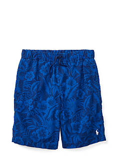 Ralph Lauren Childrenswear Poplin Pull On Shorts Boys 8-20
