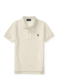 Ralph Lauren Childrenswear Cotton Mesh Polo Shirt Boys 8-20