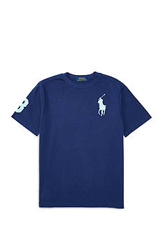Polo Ralph Lauren Big Pony Cotton Jersey Tee Boys 8-20
