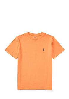 Polo Ralph Lauren Cotton Jersey Crewneck Tee Boys 8-20