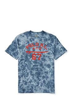 Ralph Lauren Childrenswear Tie-Dye Graphic Tee Boys 8-20