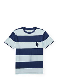 Polo Ralph Lauren Striped Cotton Jersey Tee Boys 8-20