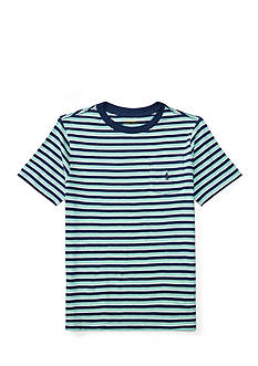 Polo Ralph Lauren Striped Cotton Pocket Tee Boys 8-20