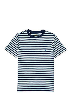 Polo Ralph Lauren Striped Cotton Pocket Tee Boys 8-20
