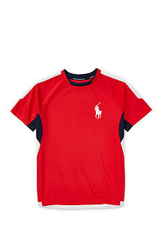 Ralph Lauren Childrenswear Performance Tee Boys 8-20