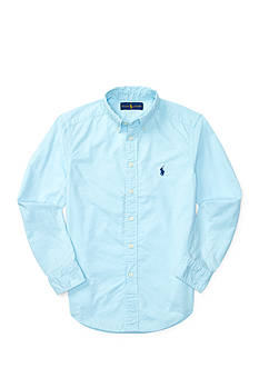 Polo Ralph Lauren Cotton Twill Shirt Boys 8-20