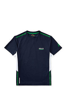 Ralph Lauren Childrenswear Performance Graphic Tee Boy 8-20