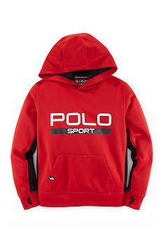 Polo Sport Sport Moisture-Wicking Hoodie Boys 8-20