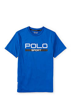 Polo Sport Performance Graphic Tee Boys 8-20