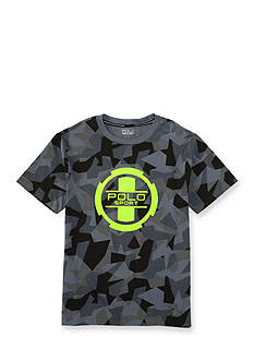 Polo Sport Printed Jersey Tee Boys 8-20