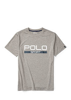 Polo Sport Performance Jersey Tee Boys 8-20