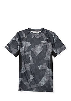 Polo Sport Soft Shirt Printed Top Boys 8-20