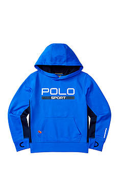Polo Sport Fleece Graphic Hoodie Boys 8-20