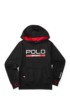 Polo Sport Fleece Graphic Hoodie Boys 8-20