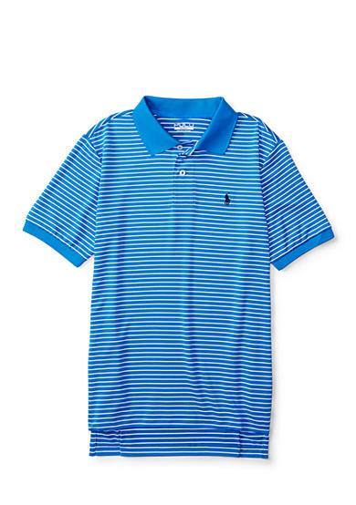 Polo sport striped polo shirt boys 8 20 belk for Boys striped polo shirts