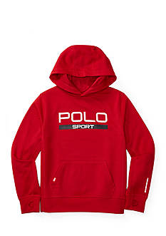 Ralph Lauren Childrenswear Tech Fleece Hoodie Boys 8-20
